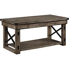 Barn Wood Coffee Table Barn Wood Coffee Table