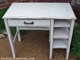 Shabby Chic Secretary Desk by Shabby Chic Desk Home Design Styles