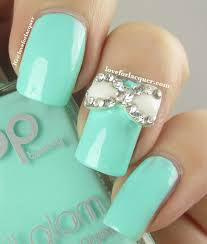 16 nail designs mint color source of ideas and inspiration for