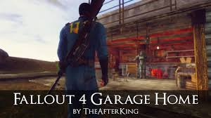 Garage Home by Fallout 4 Garage Home Fallout New Vegas Mod Spotlight Youtube