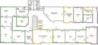 evacuation center floor plan house evacplan jpg fire exit template