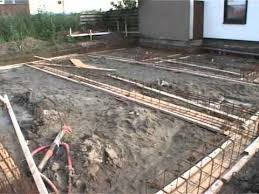 how to start to build a house how to build a house by yourself youtube