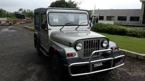 modified mahindra jeep for sale in kerala mahindra thar new model launch images features details