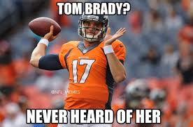 Broncos Losing Meme - nfl memes best insults to tom brady patriots after loss to