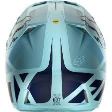 motocross helmets ebay fox racing new 2016 mx le ken roczen seca v3 ice blue aqua