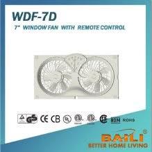 electrically reversible twin window fan electric fans window fan foshan bailijian technology co ltd