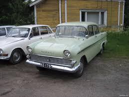 vauxhall victor porrasperä 1960 vaihtoauto nettiauto
