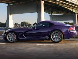 build dodge viper 2016 dodge viper crafted sports car