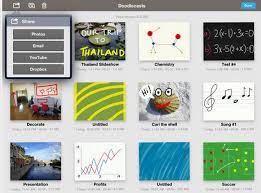 doodle presentations doodlecast pro is now free great presentations on your