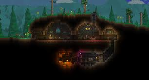 hobbit house love the treasure room and workshop terraria hobbit house love the treasure room and workshop
