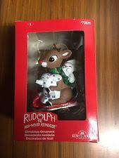 lenox rudolph the nosed reindeer 2015 baby s 1st