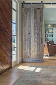 Salvaged Barn Doors by The Barncraft Collection Of Premium Rolling Barn Doors By Is