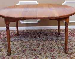oval dining table etsy