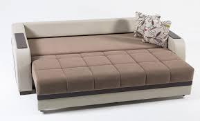 White Leather Sofa Sleeper by Sofa Bed Sleepers Centerfieldbar Com