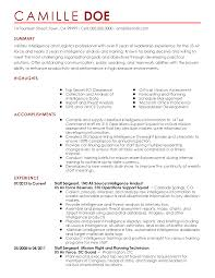 monster resume builder professional military intelligence professional templates to resume templates military intelligence professional