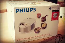de cuisine philips multicuiseur philips viva collection et en bonus la recette de mon