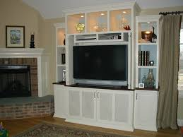Furniture Wonderful Family Room Ideas With White Wood Custom Made - Family room entertainment center ideas