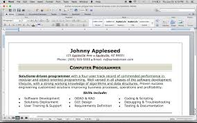 Programmer Resume Examples by How To Make A Computer Programmer Resume Samples Youtube