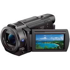 sony fdr ax33 4k ultra hd handycam camcorder fdrax33 b b u0026h photo