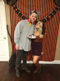 unique couples halloween costume ideas aww how cute lol lady and the tramp couples costume halloween