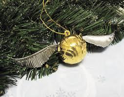 golden snitch ornament pinz n thingz