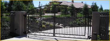 wrought iron gates ca iron gates