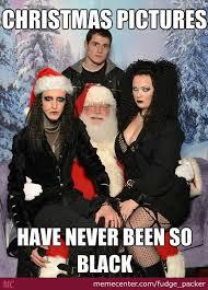 Black Christmas Meme - santa gave me fresh blood for christmas by fudge packer meme center