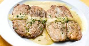 cuisiner filet de merlan recette de filet de merlan grillé à la sauce moutarde légère