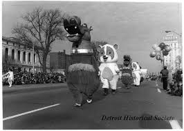 america s thanksgiving day parade detroit historical society