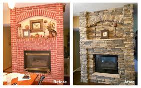 fall fireplace facelift fireplace stone u0026 patio