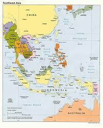 Political Map Of Southwest Asia by Map Of Asia You Can See A Map Of Many Places On The List On The