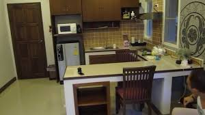 1 bedroom apartment with kitchen in chiang mai thailand youtube