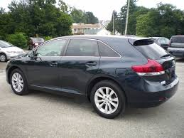 toyota awd 2013 2013 toyota venza awd le 4cyl 4dr crossover in barnesville oh