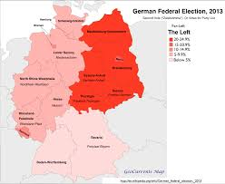 Map Of Hamburg Germany by Geographical Patterns In The German Federal Election Of 2013