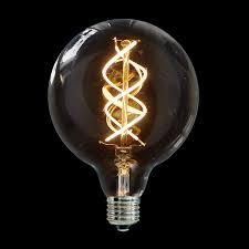 vintage g95 led filament spiral bulb e27 liquidleds lighting