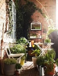 Urban Garden Room - diy ideas for creating a small urban balcony garden arts and classy