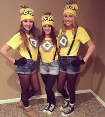 halloween costumes minion diy monsters inc costumes homecoming prom pinterest