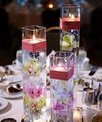 centerpieces with candles 57 beautiful floating candles centerpieces ideas for weddings