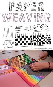 25 unique paper weaving ideas on weaving patterns