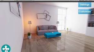 Reflections Laminate Flooring Realtime Reflection For Mobile Interior Lighting Youtube