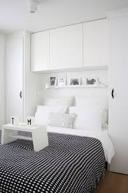 Modern Small Bedroom Design How To Fit A Bedside Shelf Into Small Bedrooms