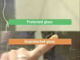 clearshield on shower glass youtube