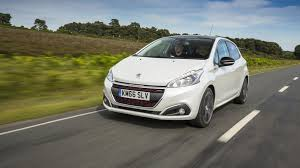 peugeot official site peugeot 208 1 2 gt line 2016 review by car magazine