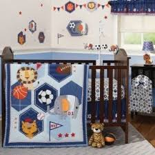 Nursery Bedding Sets Boy Baby Boy Sports Crib Bedding Sets Foter