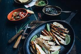 plancha cuisine grilled cumin lime chicken recipe pollo a la plancha