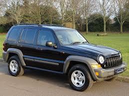 cherokee jeep 2005 2005 jeep cherokee 2 8 td sport station wagon 4x4 5dr dab radio
