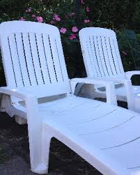 White Plastic Patio Chairs Ideas Plastic Lounge Chairs Living Room