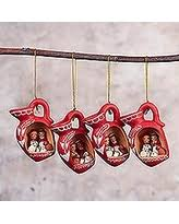 savings on ceramic ornaments local nativity set of 6