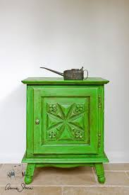 annie sloan antibes green chalk paint