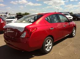 red nissan 2012 2012 nissan sunny pictures 1 5l gasoline for sale